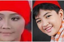 Beda penampilan 6 pemain 'Si Entong' dulu vs ini, manglingi