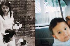 Potret lawas 6 seleb cantik dan anaknya, bukti awet muda