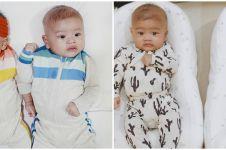 10 Gaya Zayn & Zunaira anak Syahnaz pakai baju kembar ini gemesin