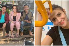 6 Penampakan rumah Aliyah Faizah 'Lola TOP', sederhana nuansa putih