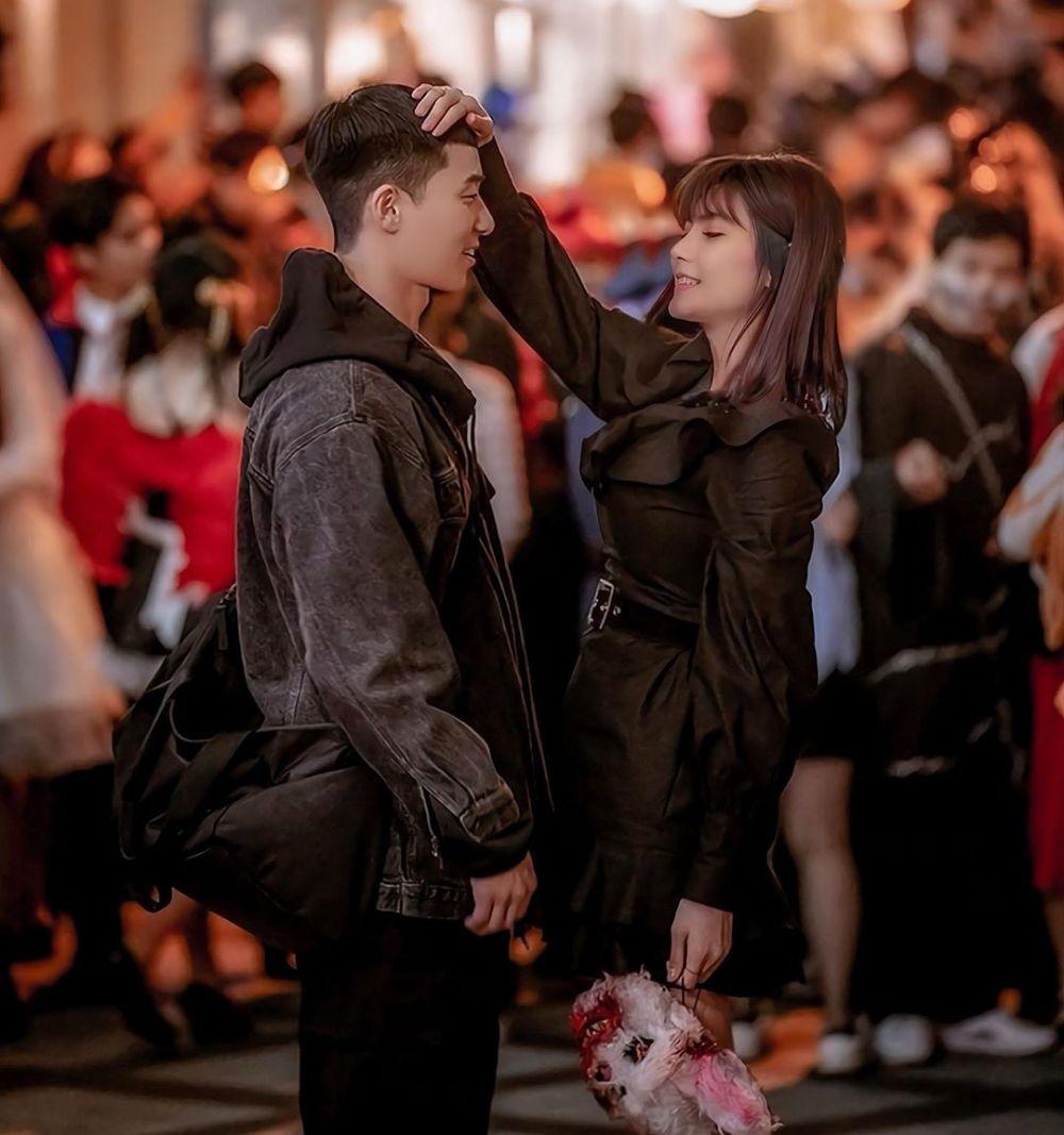 editan foto seleb bareng aktor Korea Instagram