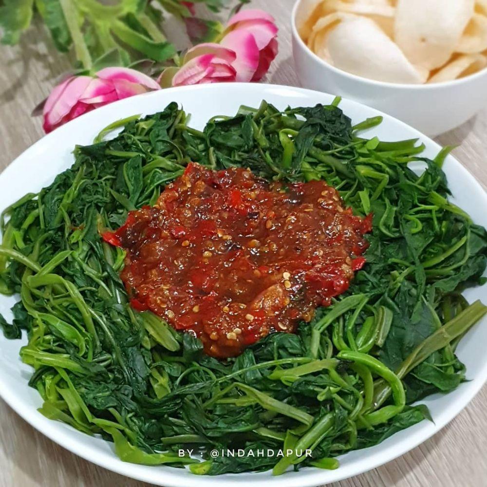 Resep pecel sayur berbagai sumber