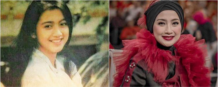 10 Foto lawas Desy Ratnasari ini bukti pesonanya tak luntur