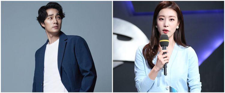 Hari ini, aktor So Ji-sub resmi menikah dengan Jo Eun-jung