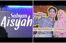 6 Lagu hits Malaysia yang dicover musisi Indonesia, terbaru Aisyah