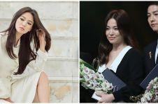 Potret rumah mewah Song Joong-ki & Song Hye-kyo yang dihancurkan