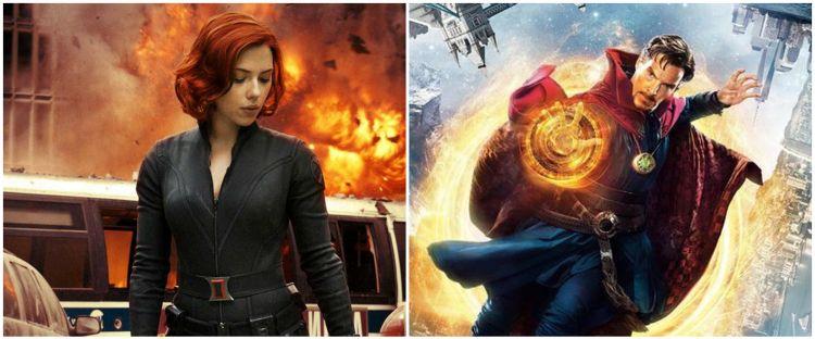 Diundur karena corona, ini tanggal tayang baru 7 film Marvel
