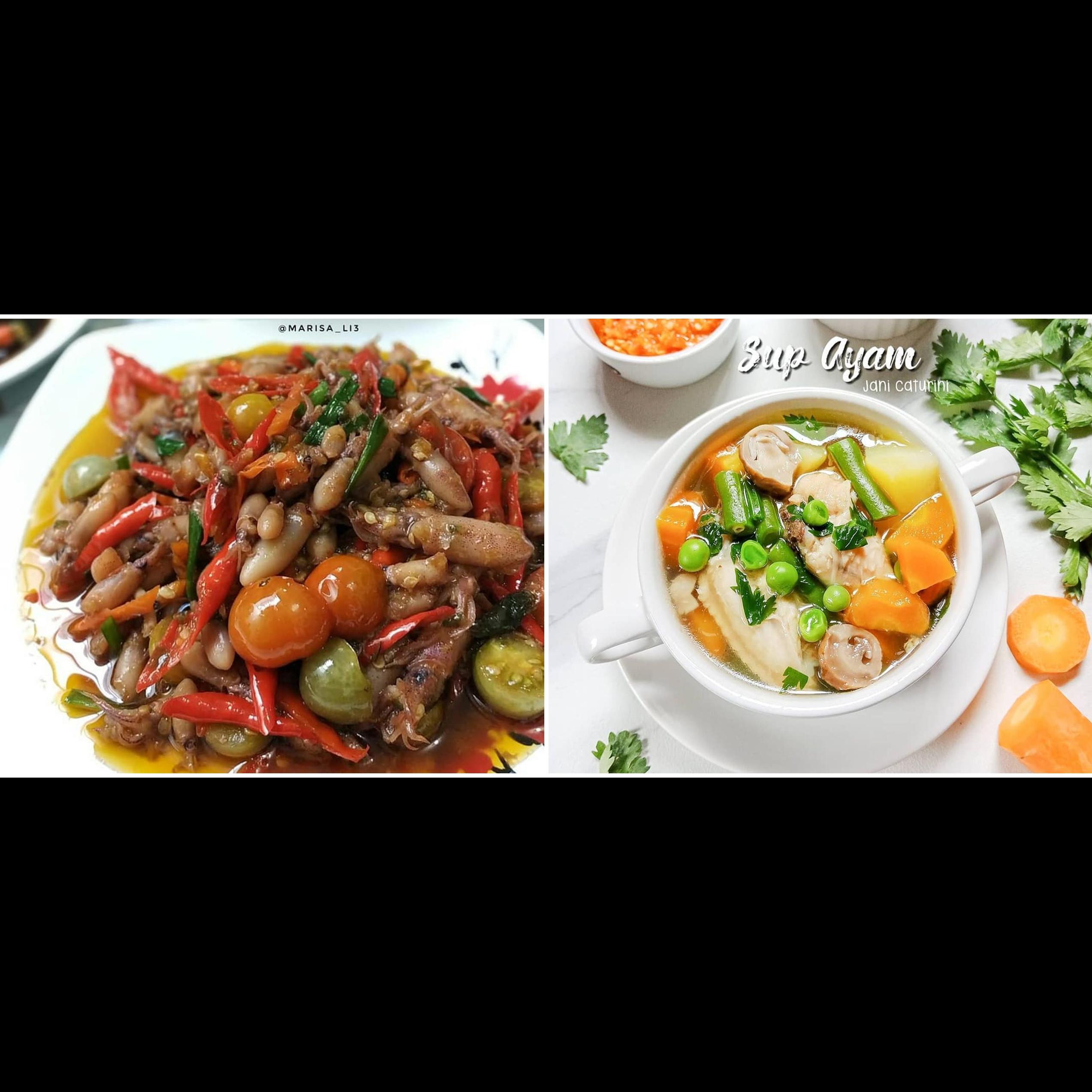 10 Resep masakan rumahan dengan magic com, murah dan praktis
