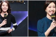 10 Potret Jo Eun-jung, penyiar yang jadi istri So Ji-sub
