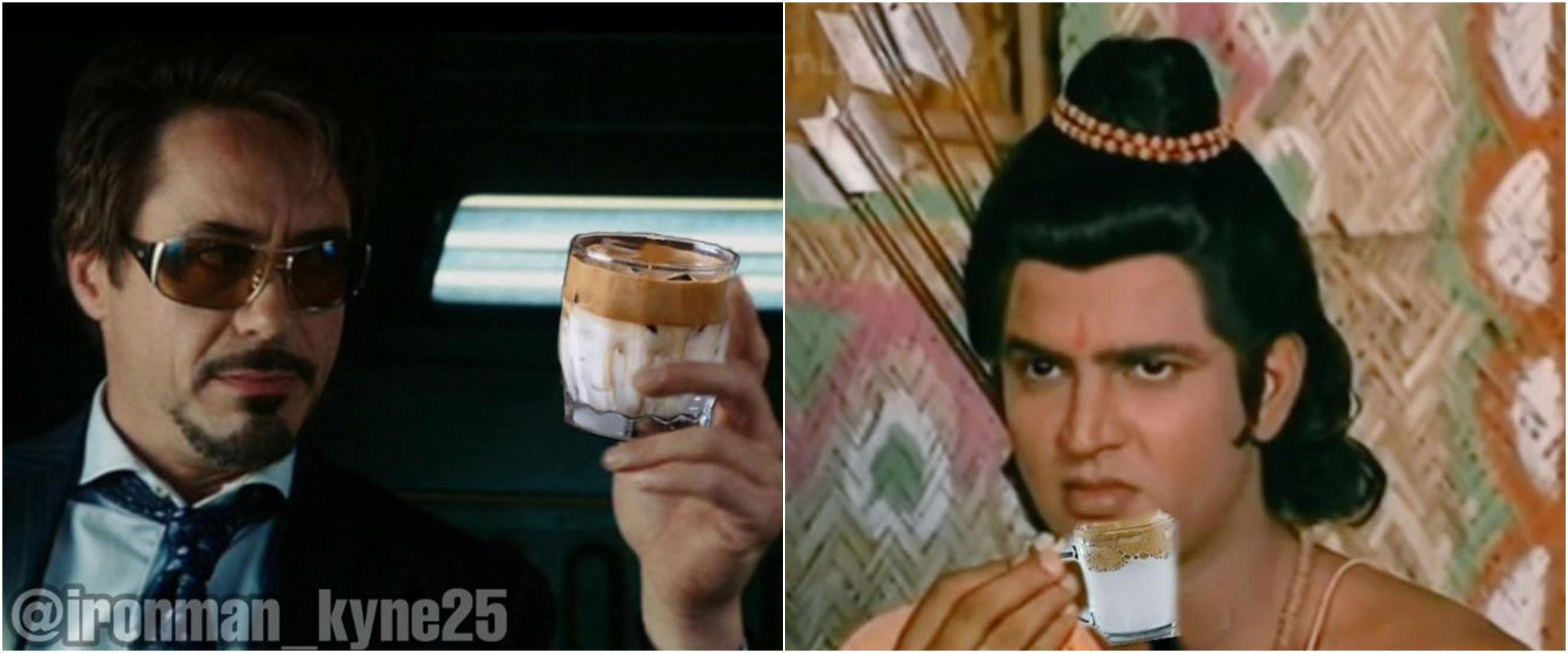 10 Meme lucu Dalgona Coffee ini bikin jadi males minum kopi