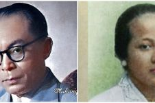 Foto jadul 10 tokoh Indonesia diwarnai ulang, hasilnya keren