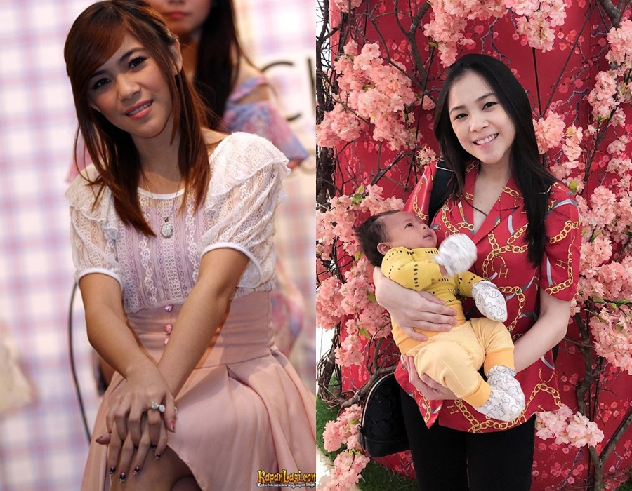 Transformasi personel Cherrybelle hingga jadi mama muda berbagai sumber