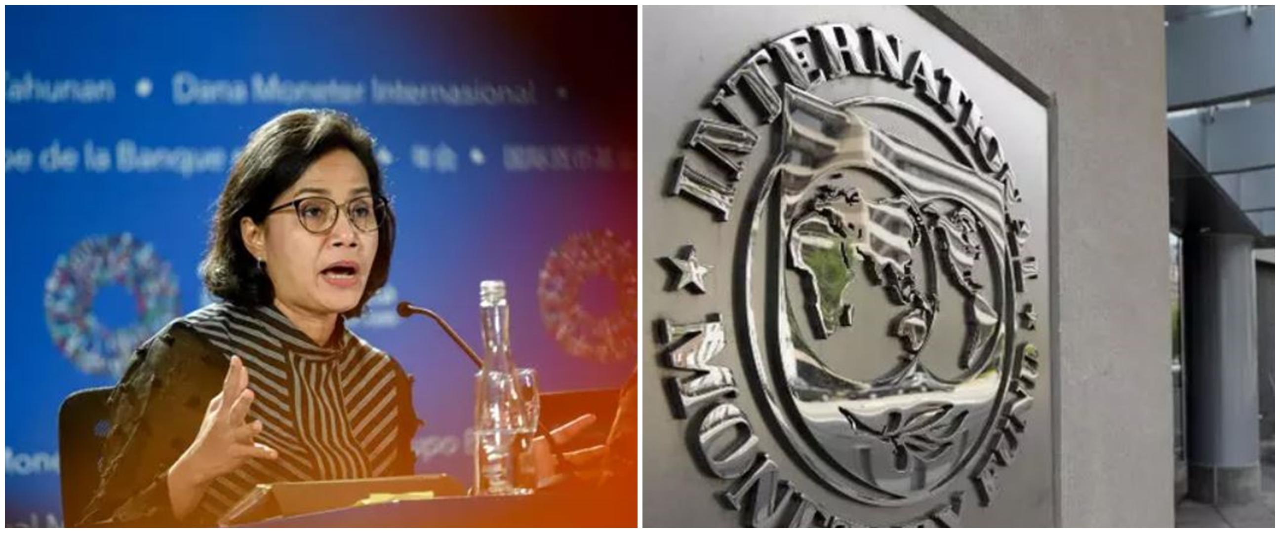 IMF: Hanya 3 negara Asia mampu bertahan hadapi corona, ada Indonesia