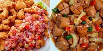 15 Resep menu makan siang spesial, enak dan mudah dibuat