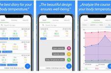 Aplikasi Body Temperature Diary menyesatkan? Ini faktanya
