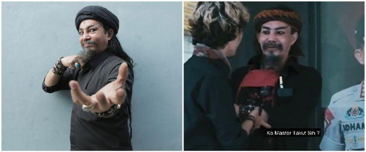Momen Limbad dicegat polisi saat mudik di tengah corona