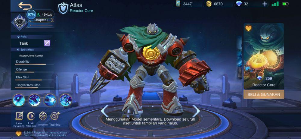 6 Hero meta Mobile Legends mobilelegends