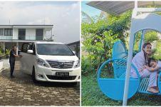 10 Potret mewah vila Ayu Ting Ting, suasananya cozy abis