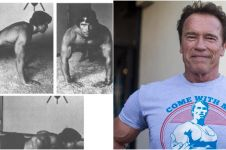 7 Potret transformasi Arnold Schwarzenegger, kekar di usia 72 tahun