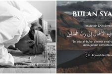 Tata cara sholat malam Nisfu Syaban serta niat, doa, & amalan sunah