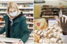 7 Cara aman belanja cepat di supermarket selama pandemi corona