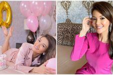 4 Momen ultah Farah Quinn, tak ada pesta & kue buat sendiri
