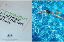 Virus corona bisa menular lewat kolam renang? Ini penjelasannya