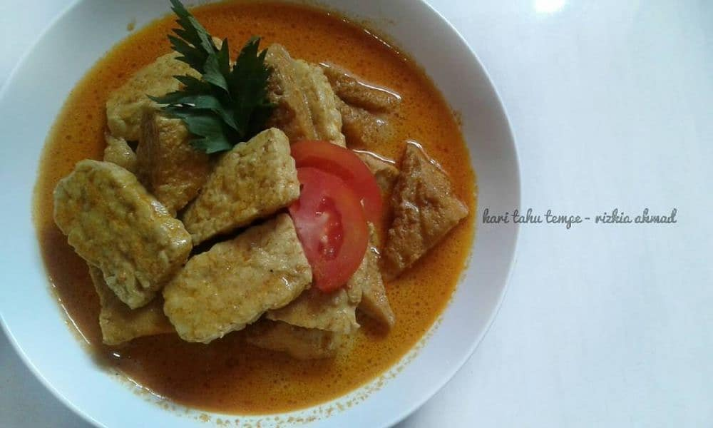 Resep masakan kari © 2020 Instagram/@eunice_euston ; Instagram/@galoeh_cooking