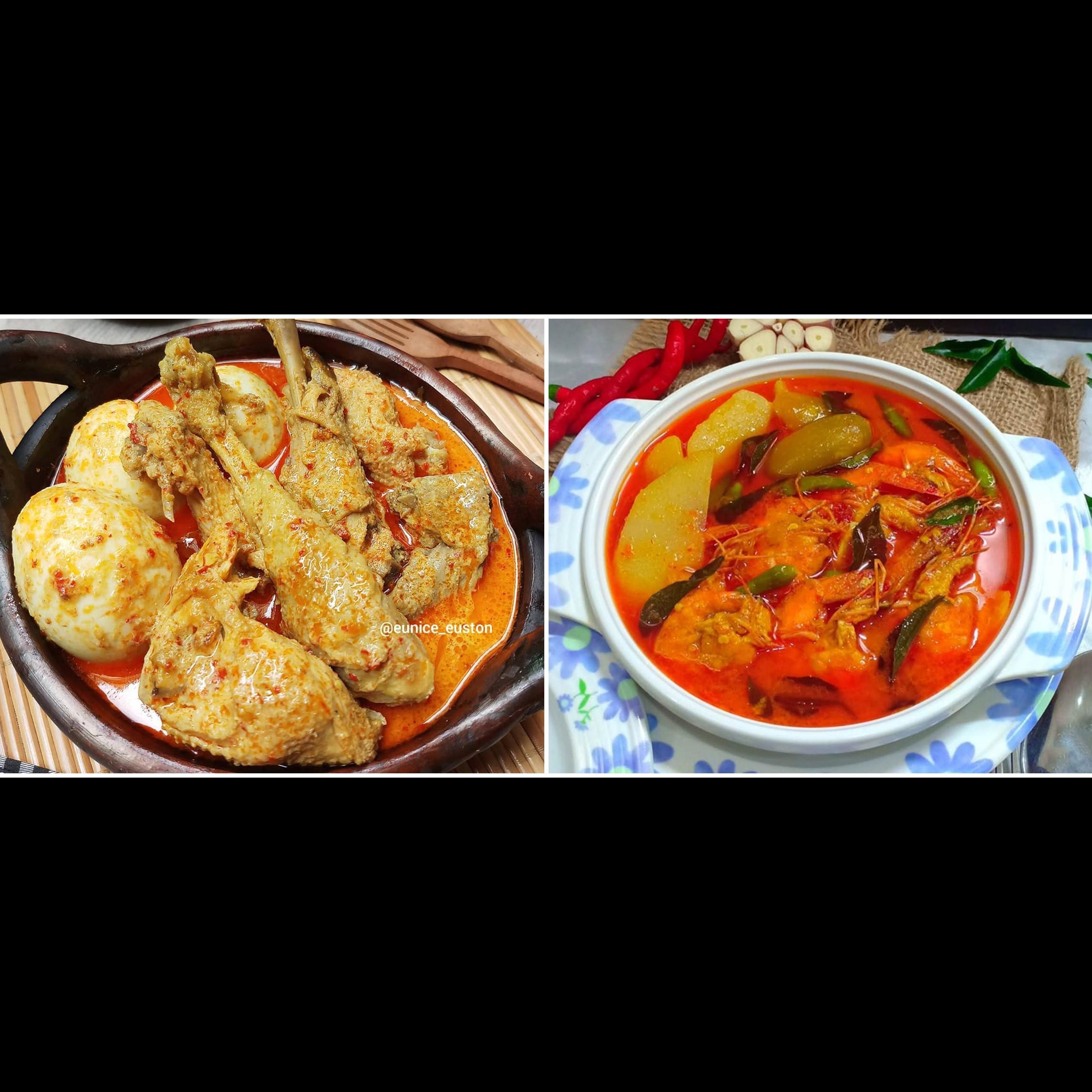 10 Resep masakan kari, enak, mudah dibuat dan bikin nagih