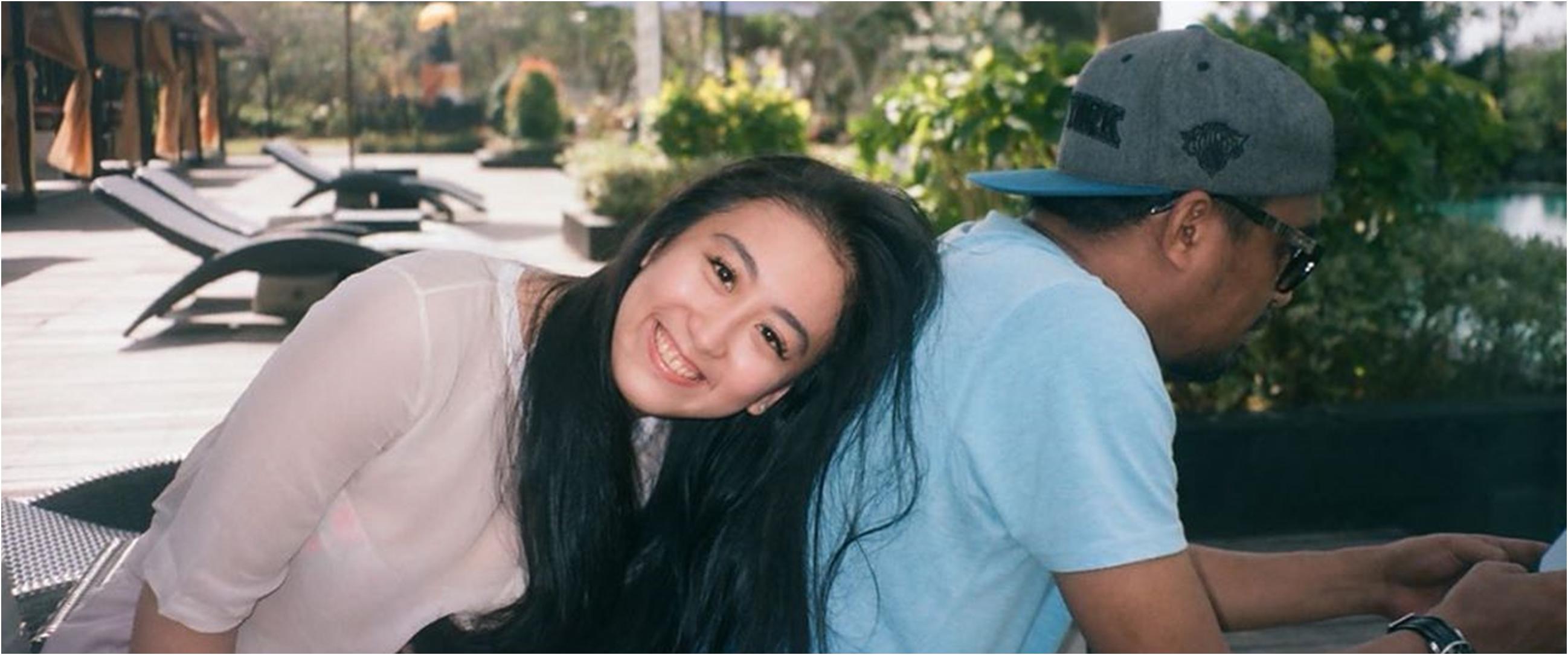 Ungkapan duka Vanessa Surya mantan kekasih Glenn Fredly