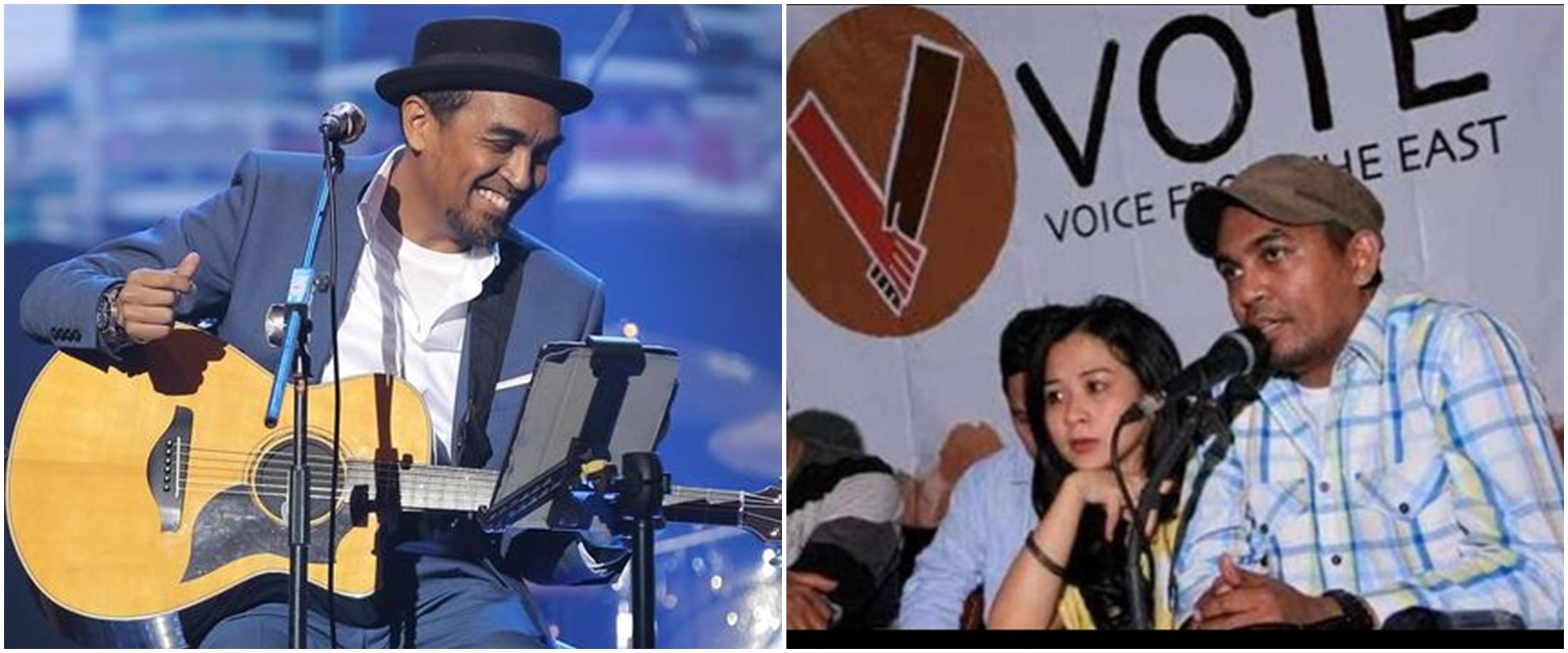 Glenn Fredly vokal angkat isu kemanusiaan, 7 aktivis kenang sosoknya