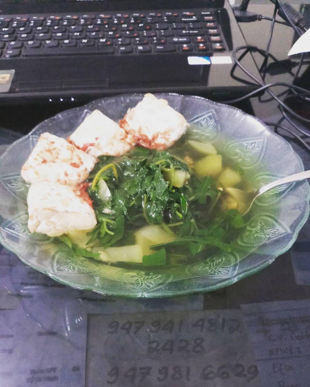 12 Resep sayur tempe instagram