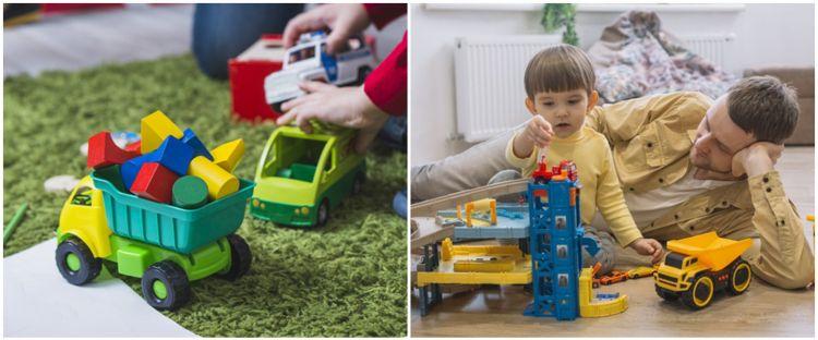 Cegah corona, ini tips membersihkan mainan anak