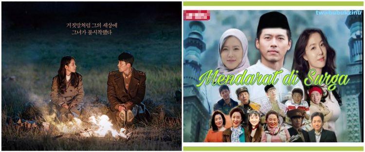 8 Editan poster drama Korea versi Ramadan, bikin senyam-senyum