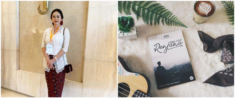 5 Fakta novel Renjana Aura Kasih, terinspirasi lagu Glenn Fredly