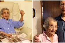 Kisah haru nenek 98 tahun yang sembuh dari virus corona