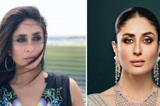 6 Potret Kareena Kapoor karantina diri, gaya natural curi perhatian