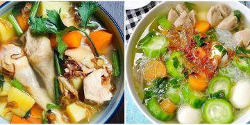 9 Resep sup bening, segar, sehat, mudah dibuat dan bikin nagih