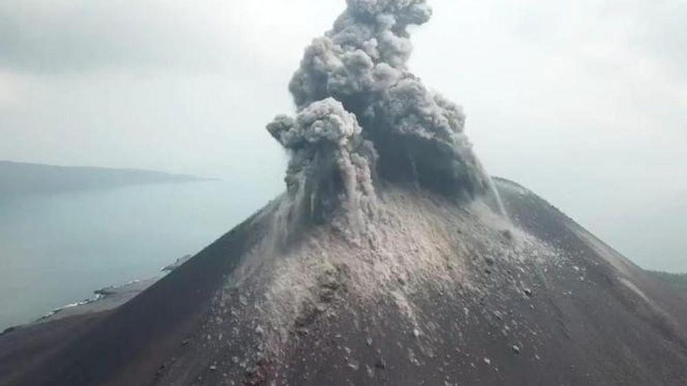 fakta erupsi Anak Gunung Krakatau liputan6
