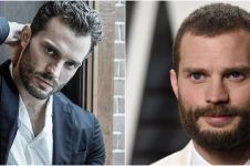 10 Potret terkini Jamie Dornan 'Fifty Shades of Grey', semakin tampan