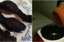 9 Potret masakan gagal ala netizen ini bikin tepuk jidat