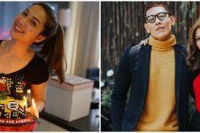Andrea Dian rayakan ulang tahun usai sembuh dari Covid-19