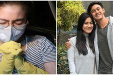 10 Momen Felicya dan Hito bagi-bagi sembako dan masker, tuai pujian