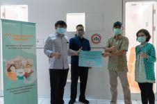 Bantu petugas medis, perusahaan ini bagikan 100 sleeping pods