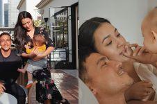 Potret keluarga Raisa Andriana & Hamish di rumah, simpel nan estetik