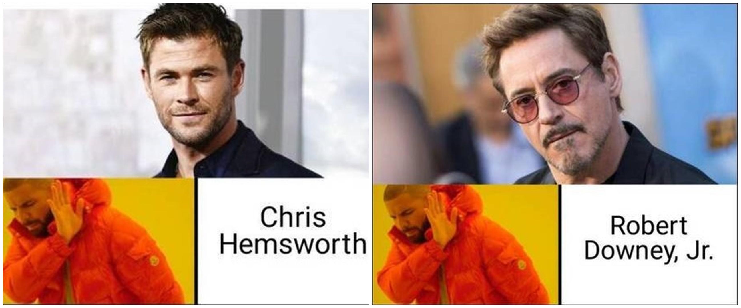 10 Meme nama aktor top dunia ini lucunya bikin ngangguk setuju
