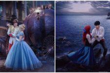 Ilustrasi jika 7 member BTS jadi pangeran Disney, mana favoritmu?