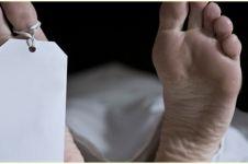 Minum hand sanitizer, Bernard tewas mengenaskan