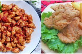8 Resep olahan daging fillet, praktis, nikmat, dan bikin kenyang