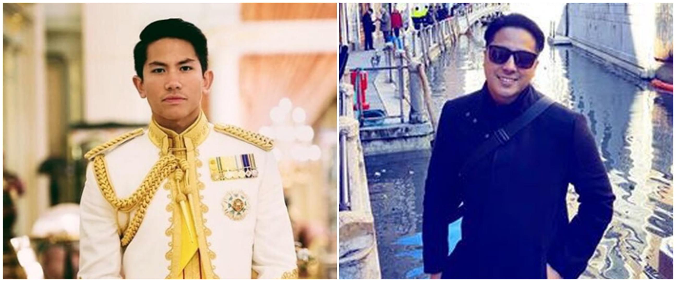 7 Pesona BRM Syailendra, tak kalah ganteng dari Pangeran Brunei
